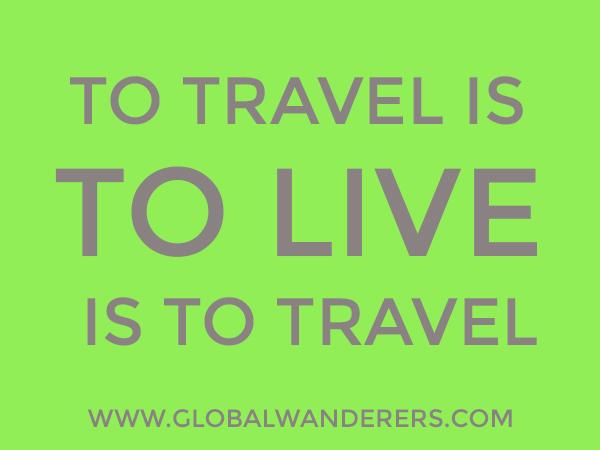 Inspiration for Travel