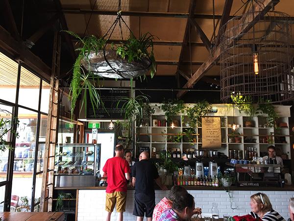 Stalled Espresso Cafe inner city Brisbane