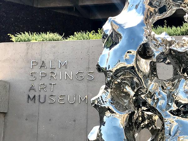 andrew in art museum