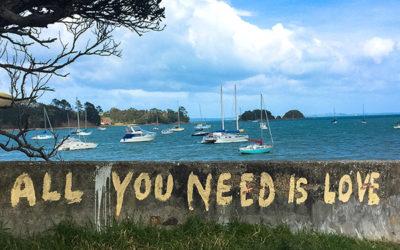 Waiheke Island: All You Need is Love