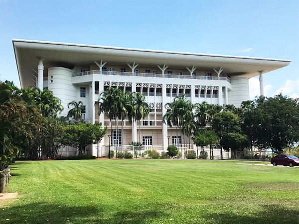 Parliment House Darwin City