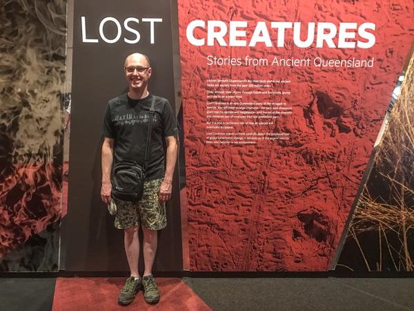 Lost Creatures Exhibition Brisbane Art Gallery