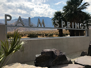 Palm Springs, California: Living with Alexa