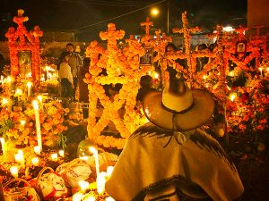 Day of the Dead Cemetery