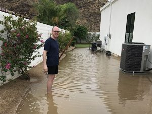 Palm Springs Flood