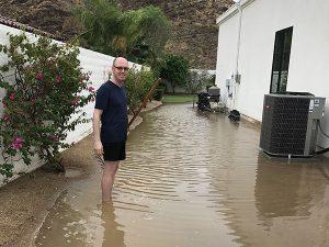 Palm Springs Flood